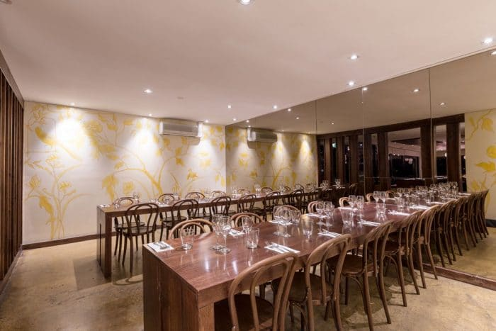 orientai interior restaurant