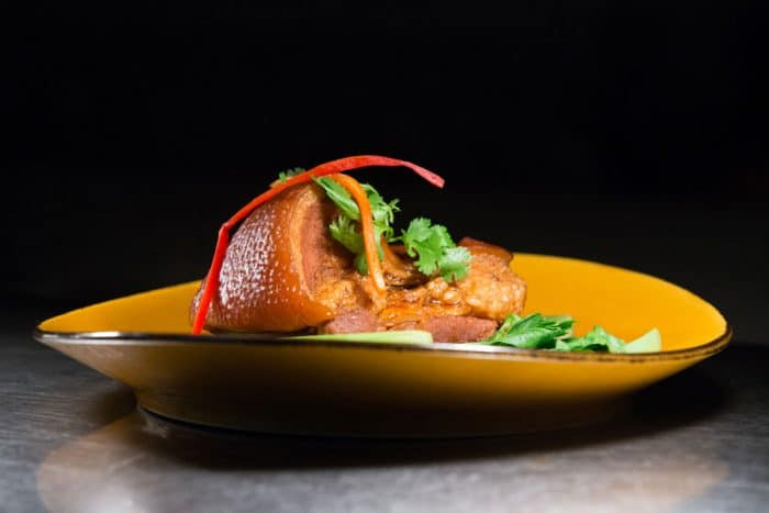 orientai pork dish front