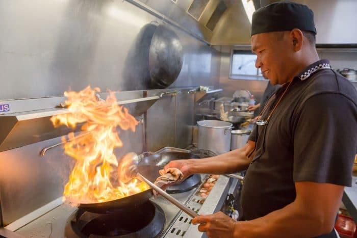 orientai thai chef